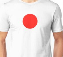 Japanese Flag Top - I Love Japan - T-shirt - Nippon Tīshatsu Unisex T-Shirt