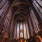 Sainte-Chapelle by Conor MacNeill