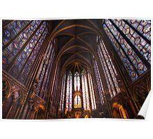 Sainte-Chapelle Poster