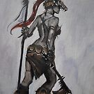 Hunter by ladydrummond