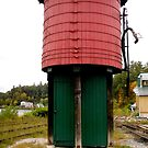 Water Tower for the Wakefield Train by Shulie1