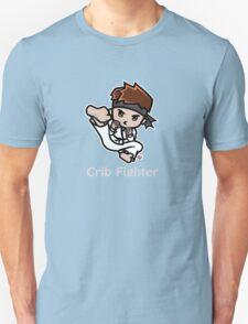 Martial Arts/Karate Boy - Jumpkick - Crib Fighter (light) T-Shirt