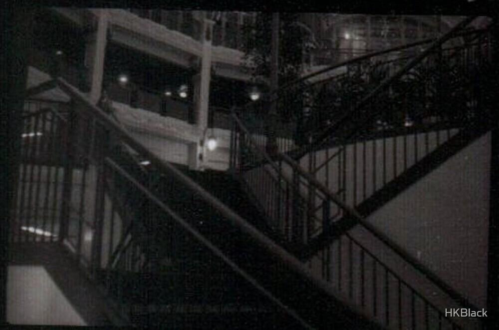 Arcade Stairs by HKBlack