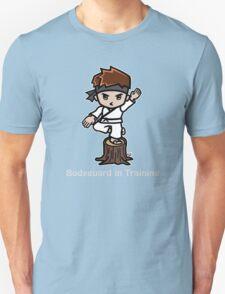 Martial Arts/Karate Boy - Crane one-legged stance - Bodyguard T-Shirt