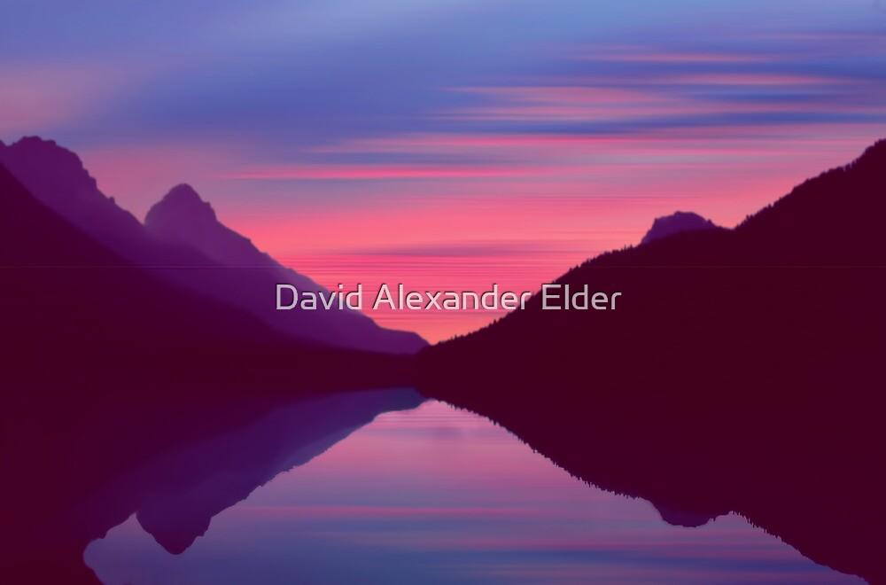 Shepherd's Warning by David Alexander Elder