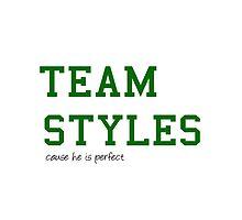 One Direction - Team Harry Styles by Ophélie Engelmann