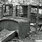 Forgotten Cadillac by Sam Warner