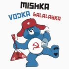 Mishka, Vodka, Balalayka! by Vitaliy Klimenko