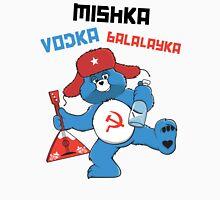 Mishka, Vodka, Balalayka! Unisex T-Shirt