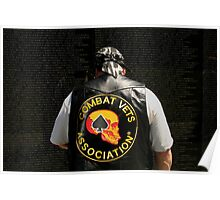 The Vietnam Wall 4417 Poster