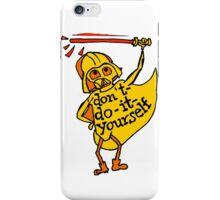 Old Vader iPhone Case/Skin