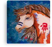 Spirit of Wildfire Canvas Print