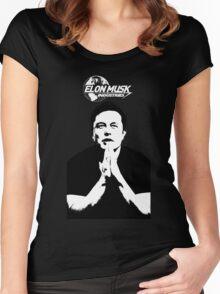 Elon Musk Industries Women's Fitted Scoop T-Shirt