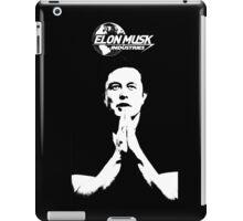 Elon Musk Industries iPad Case/Skin