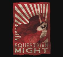 Equestrian Might by Joshua  Draffin