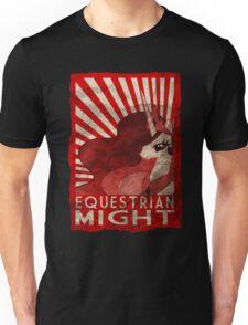 Equestrian Might Unisex T-Shirt