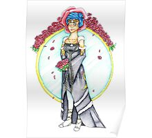 Norn Wedding Dress Poster