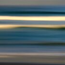 Beach Blur by Adam  Davey