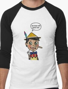 Liar's Paradox Men's Baseball ¾ T-Shirt