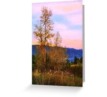 Gradual Autumn Greeting Card