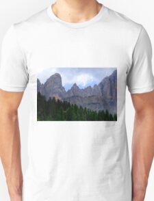 Mount Civetta  Unisex T-Shirt
