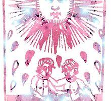 Tarot Le Soleil by mysticgypsyshop