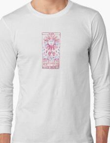 Tarot Le Soleil Long Sleeve T-Shirt