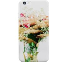 Ring of Flowers iPhone Case/Skin