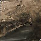 Stiffe - Black lake room by Nicla Rossini