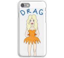 Drag #1 iPhone Case/Skin