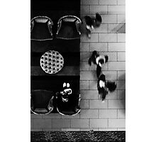 Parallel Lives Photographic Print
