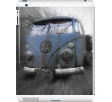 Abandoned VW T1 Camper van iPad Case/Skin