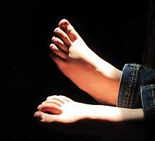 Little Feet by trueblvr