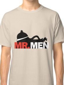 Mad Mr. Men Classic T-Shirt
