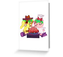 happy tree friend Greeting Card