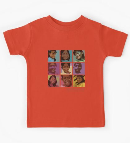 Pop art Geckos Kids Clothes