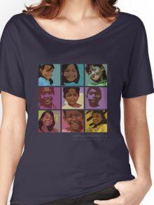 Pop art Geckos Women's Relaxed Fit T-Shirt