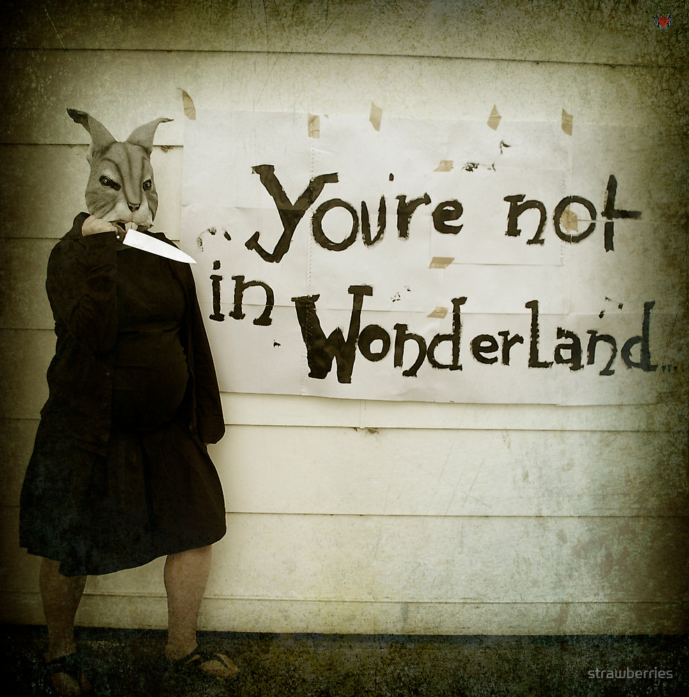 Not Wonderland by strawberries