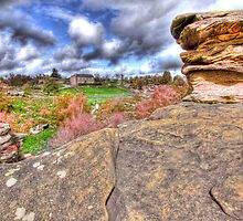 Brimham Rocks - HDR by Colin  Williams Photography