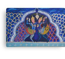 STRENGTH OF KHMER WOMEN by Pita Canvas Print