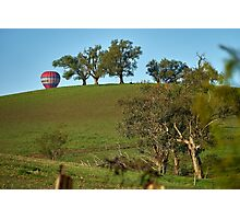 """Cool Air"", Yarra Valley, Victoria, Australia Photographic Print"