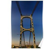 Pont Rouerge - La Reole, France Poster