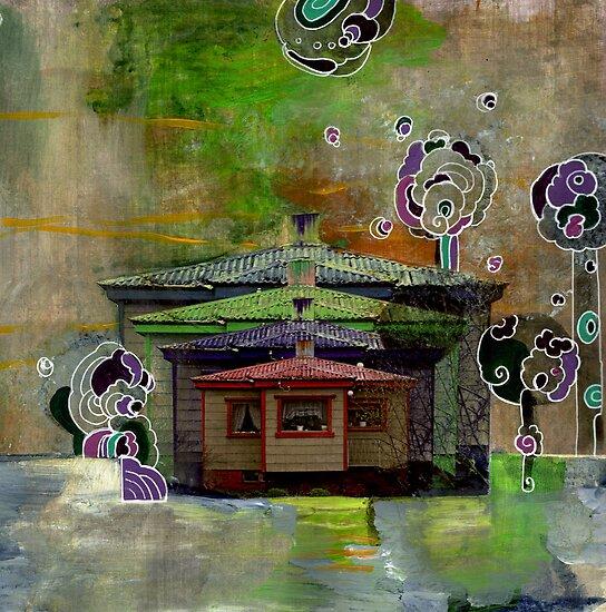 house nr.44 by Randi Antonsen