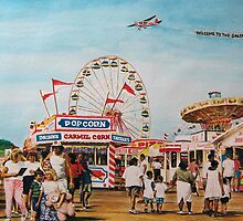 The Salem Fair by Jim Parker