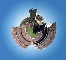 Kyle Field at Texas A&M University by Nanoanimation