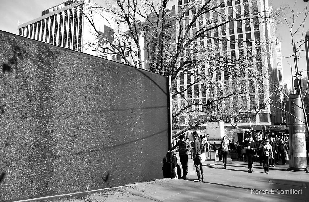 Wonder Wall 2 by Karen E Camilleri