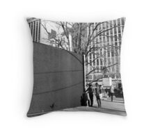 Wonder Wall 2 Throw Pillow