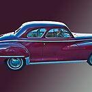 1947 Dodge  by Bryan D. Spellman