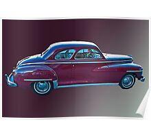 1947 Dodge  Poster