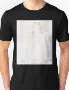 USGS Topo Map Oregon Andrews 278846 1971 24000 Unisex T-Shirt